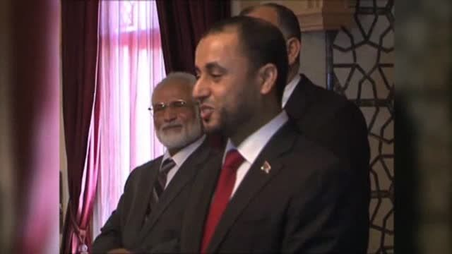 News video: Raw: New US Ambassador Arrives in Libya